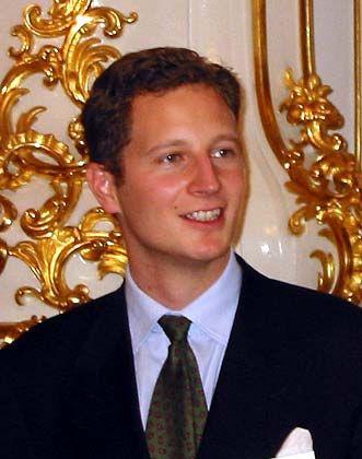 Louis Ferdinand von Preußen: Ein alter Vertrag verwehrt den Söhnen des Prinzen das Erbe. Enkel Georg Friedrich (im Bild) könnte profitieren.