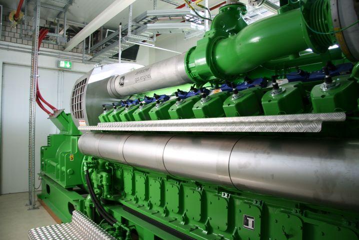 Blockheizkraftwerk: Versorger auf neuen Wegen