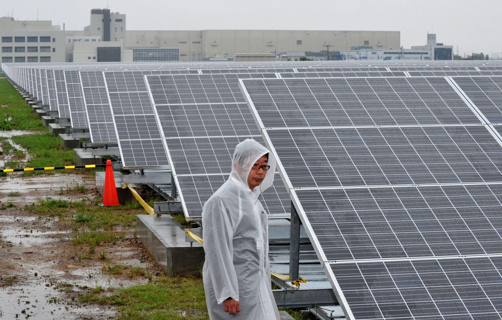Japan / Erneuerbare / Solar