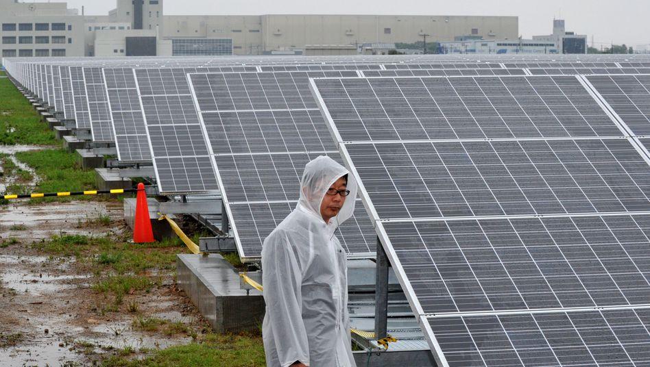 Neuer Boommarkt: Japan setzt nach der Katastrophe von Fukushima verstärkt auf Solarengie
