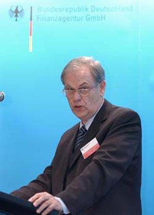 Als Chef der Finanzagentur abberufen: Eberhard Tschentke