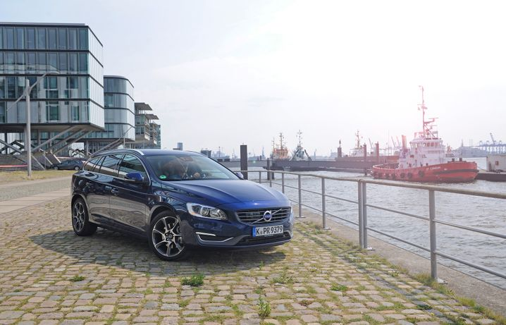 Volvo V60: Ein Liebling der Gebrauchtwagenkäufer ist der Schwede nicht - trotz durchaus schickem Design