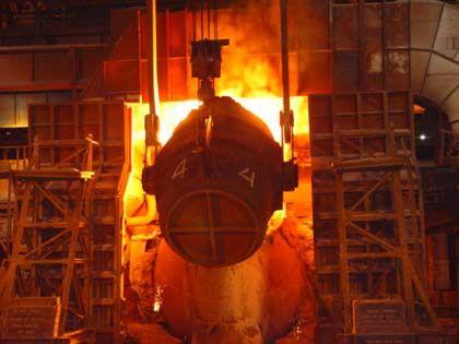 Stahlproduktion: Heiße Methode, Geld zu verdienen