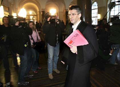 Ankläger:Nikolaus Berger, Vorsitzender Richter im Strafverfahren