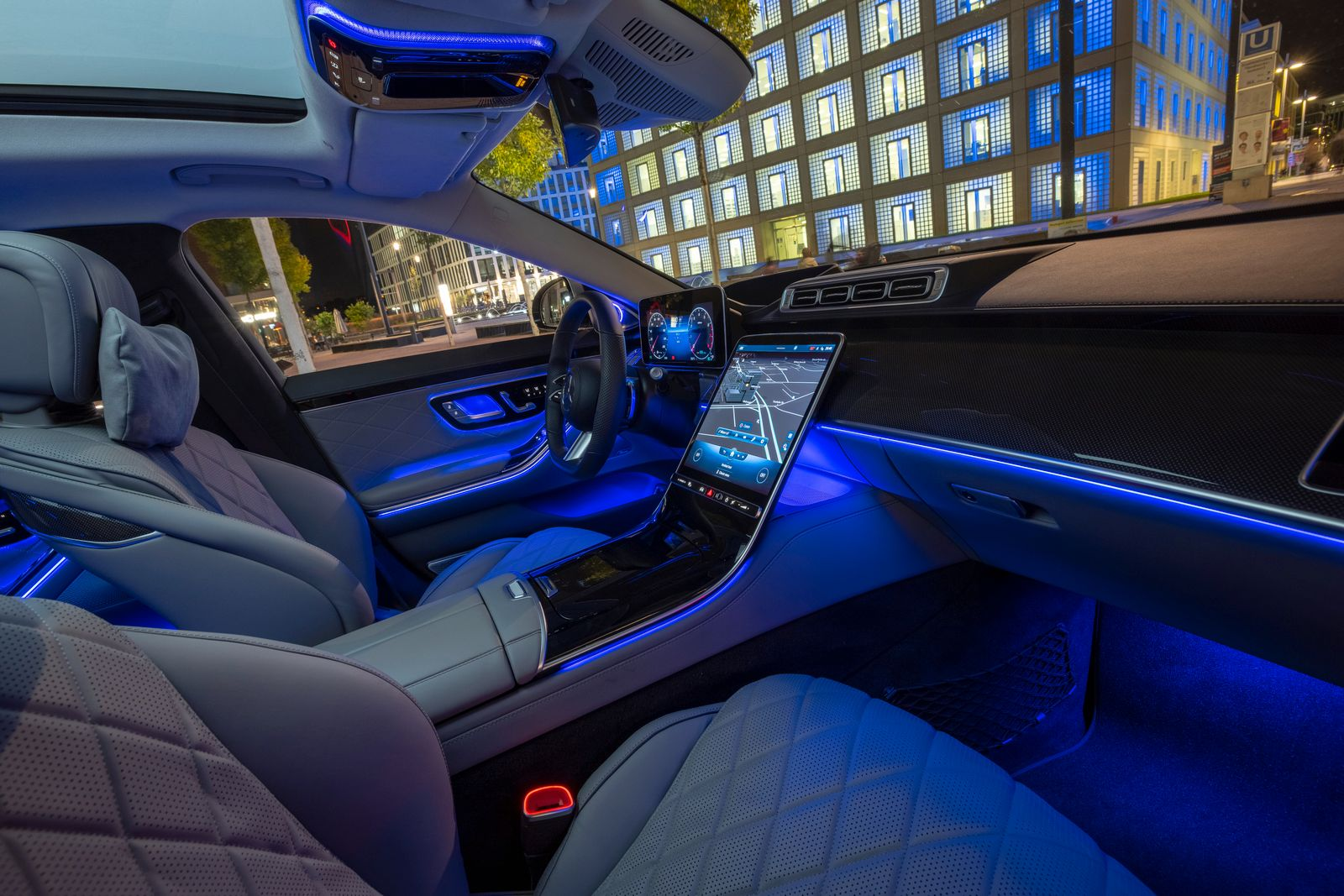 Mercedes-Benz S-Klasse Presse Fahrvorstellung. Immendingen 2020// Mercedes-Benz S-Class press test drive. Immendingen 2020
