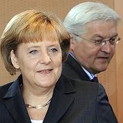Klares Ergebnis: Die Mitglieder der manager-lounge würden Angela Merkel mit großer Mehrheit zur Kanzlerin wählen