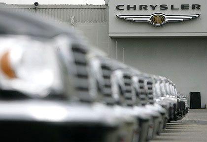 Chrysler: Ausgabe von Anleihen mehrfach verschoben