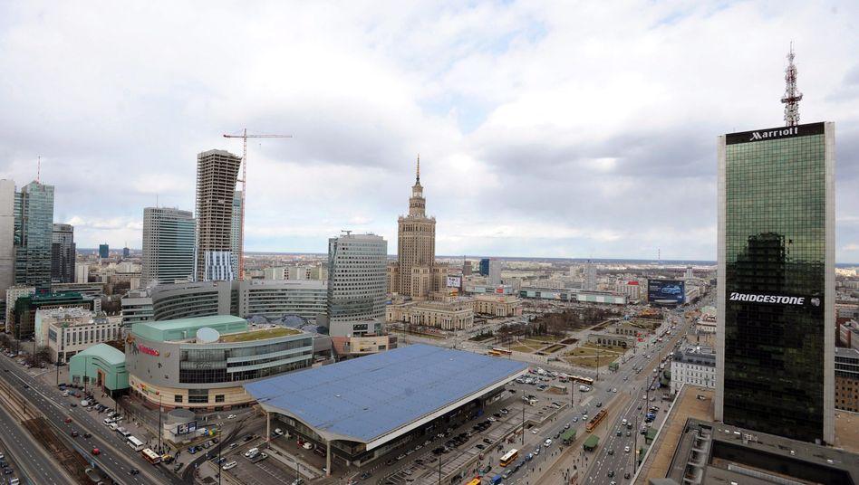 Blick auf Warschau: Der Fonds Polen 01, der in der Metropole investiert hat, beteiligt sich ebenfalls an der Schadensersatzklage