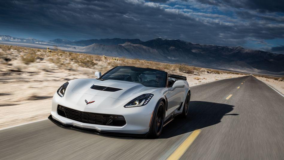 GM-Marke Corvette: Der Autoriese drosselt die Produktion in Nordamerika