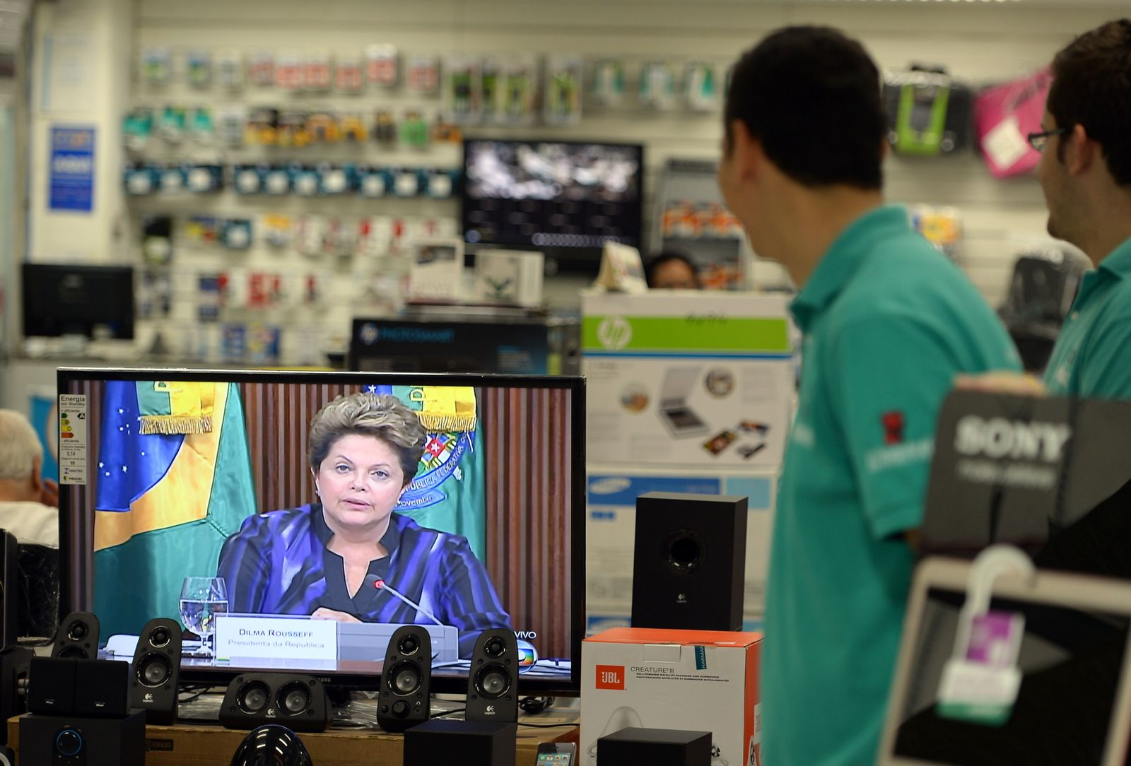 Brasilien / FIFA/ Dilma Roussef