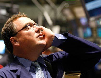 Blick nach oben: US-Aktien legen zu