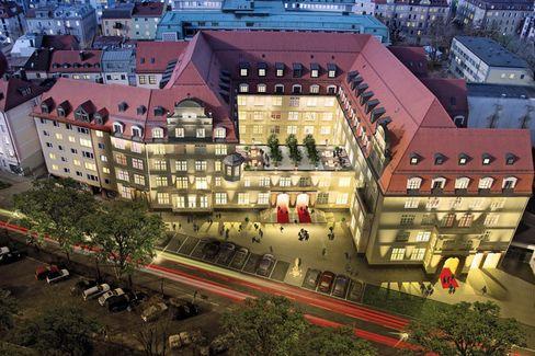 Aus alt mach edel: Auch denkmalgeschützte Gebäude werden in München zu Luxusbleiben umgebaut