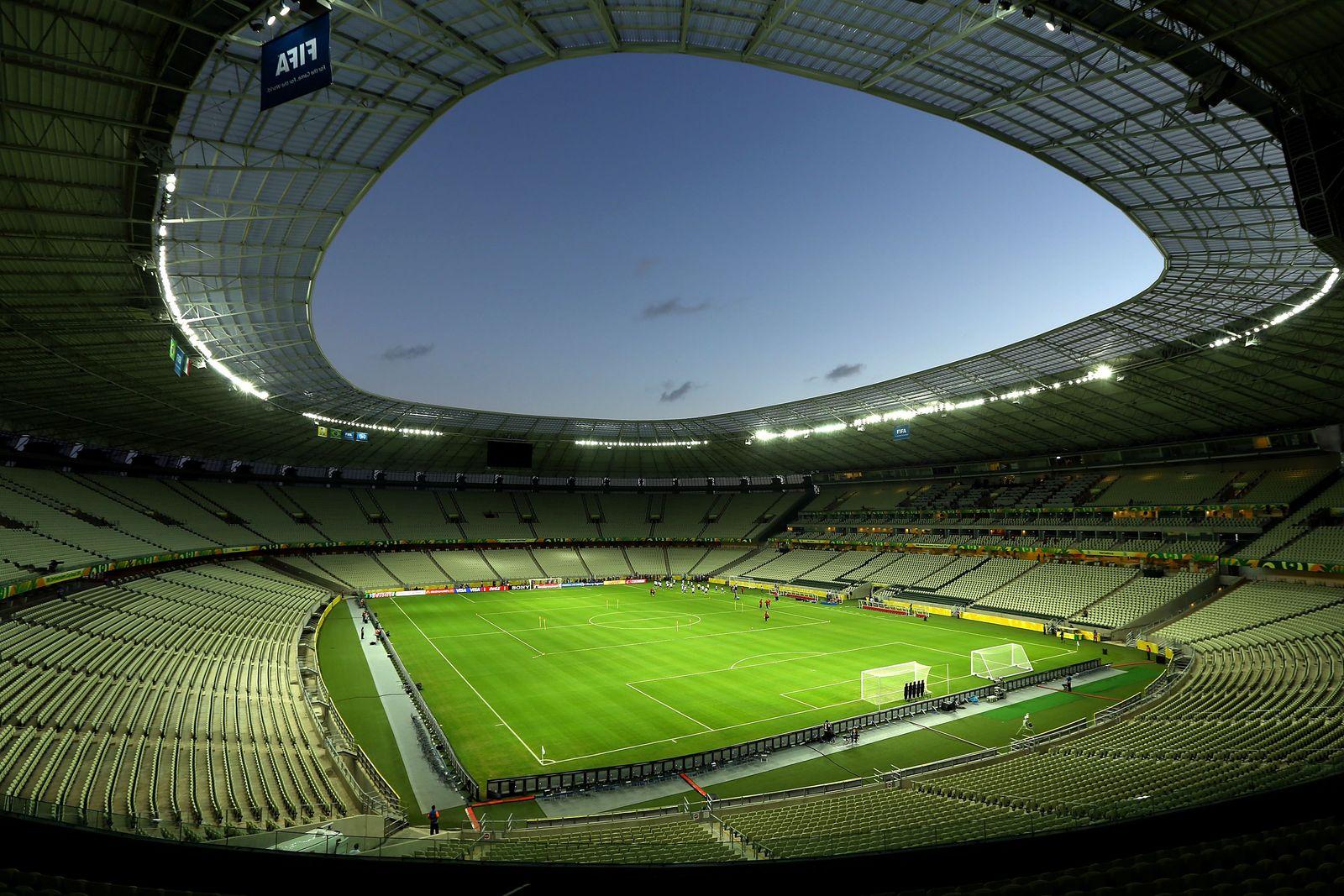 WM-Stadien 2014/ Castelao Stadium