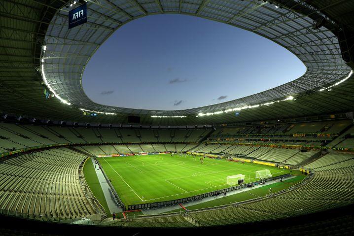 Castelão-Stadion in Fortaleza