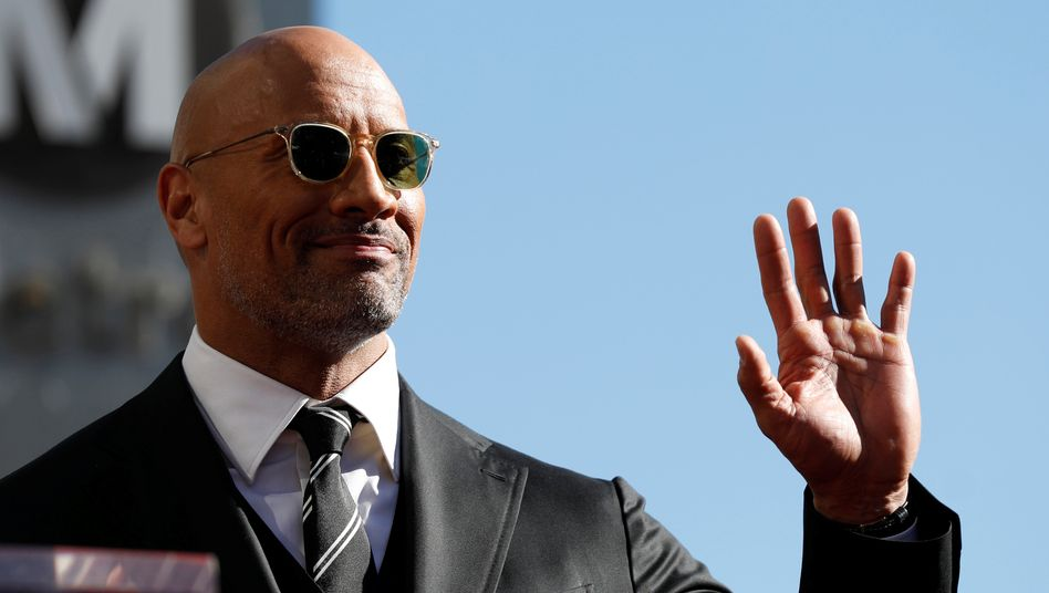 Hollywoods Topverdiener: Dwayne Johnson