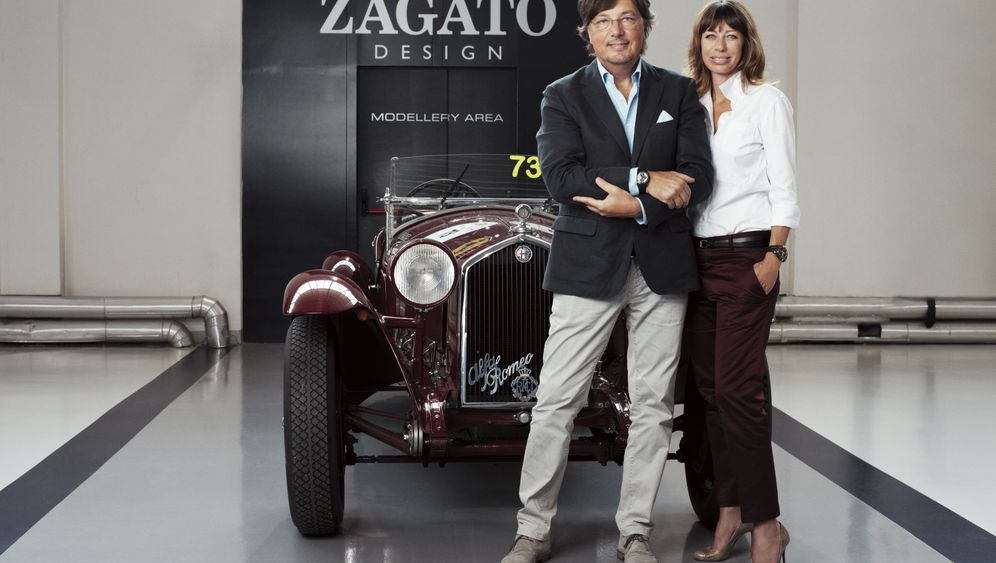 Neue Formensprache dank Elektroantrieb: Warum Autodesigner Zagato Elektroautos konventionell gestaltet