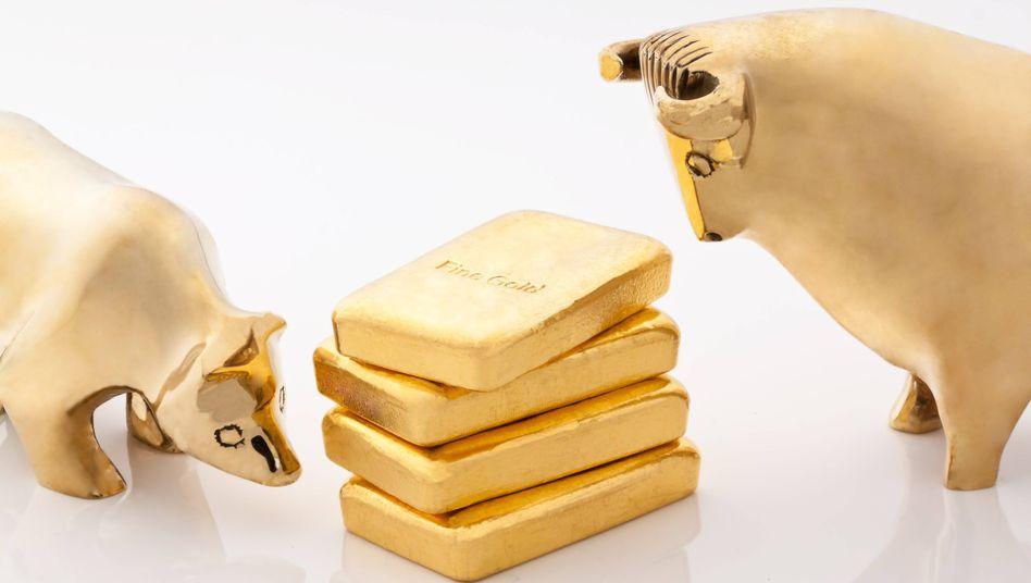 Populäres Investment: Gold-Gewinne bleiben nach einer Mindesthaltedauer von einem Jahr steuerfrei