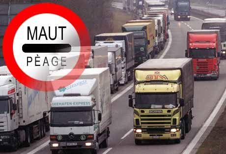 Zahltag verschoben: Die Maut kann in Deutschland wohl erst später eingeführt werden als vom Verkehrsministerium erhofft