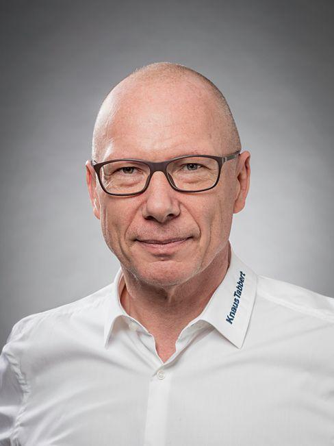 Campingfan: Vorstandschef Wolfgang Speck.