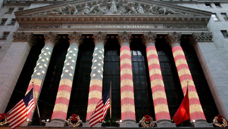 New York Stock Exchange: Die Betreiber der Nyse hatten von Anfang an auf die Deutsche Börse gesetzt und sich gegen die US-Technologiebörse Nasdaq als Partner ausgesprochen