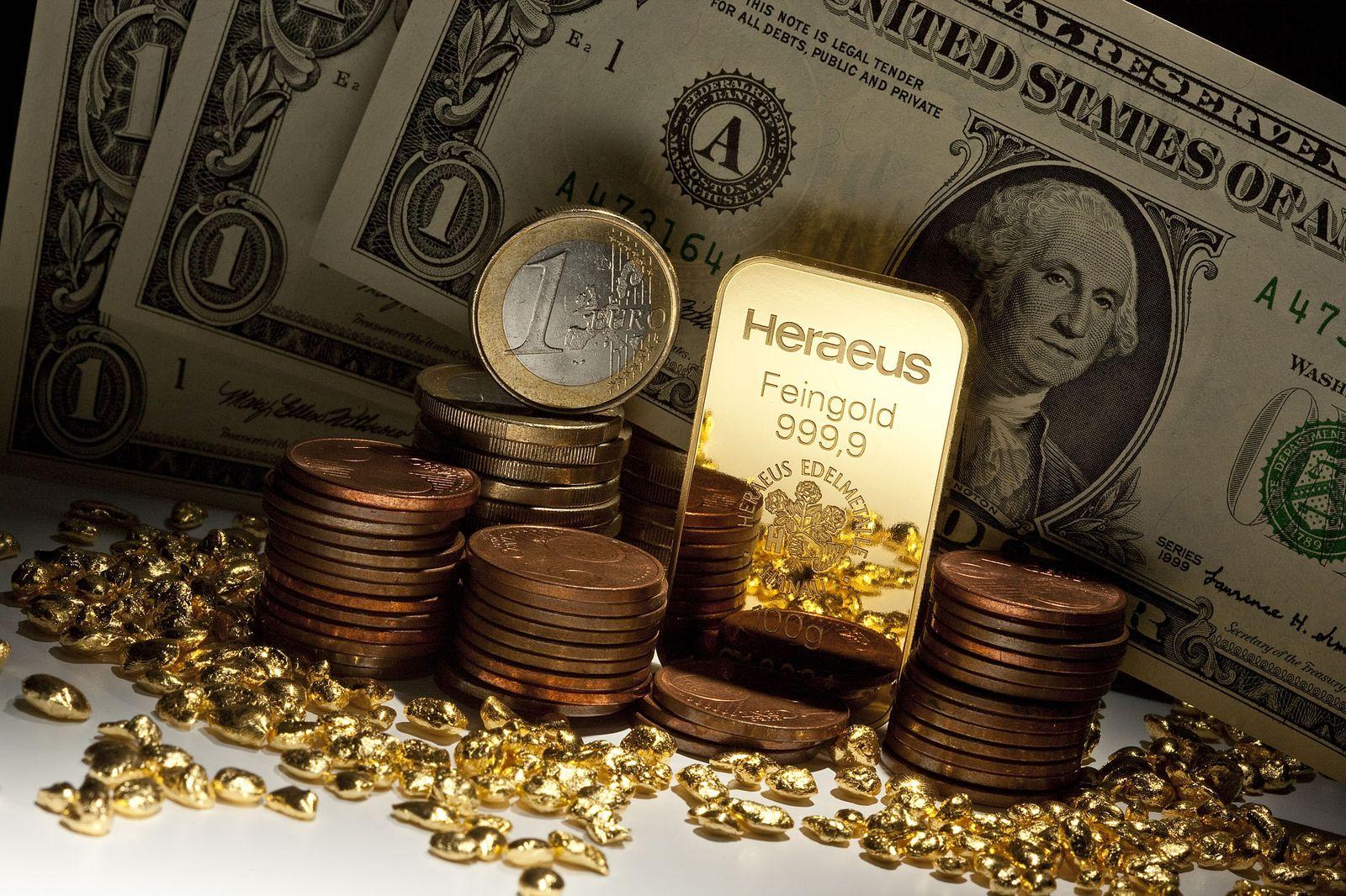 Dollar / Gold / Euro