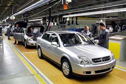 Opel-Produktion in Rüsselsheim: Einkommensverluste von durchschnittlich 85 Euro netto pro Monat