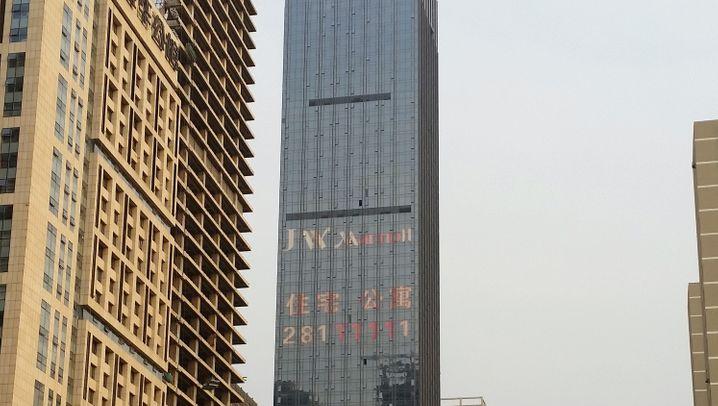 5 aus 2014: Das sind die höchsten Gebäude des vergangenen Jahres