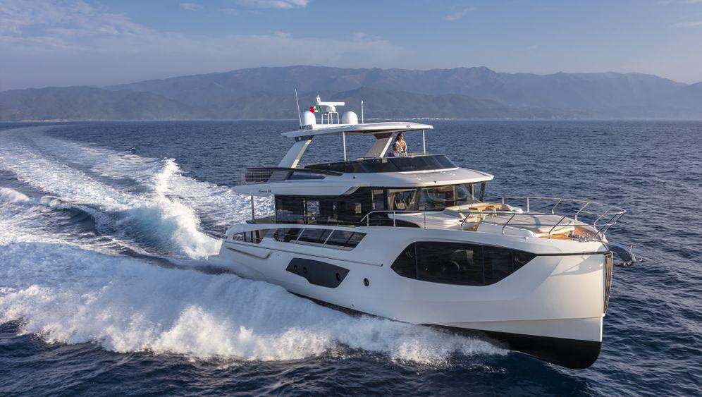 Absolute Navetta 64: Preisträgerin in der Klasse Motoryachten bis 20 Meter Bootslänge