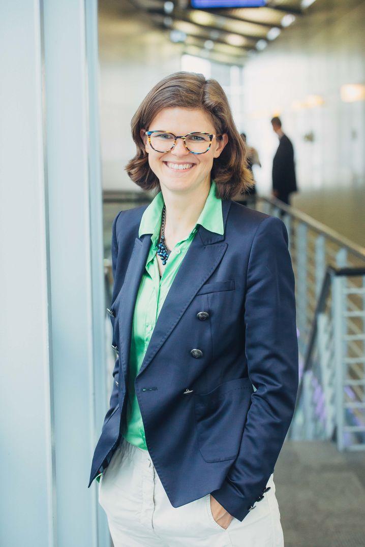 Abschied: Daniela Gerd tom Markotten verlässt die Mobilitätsallianz von BMW und Daimler nach nur einem halben Jahr