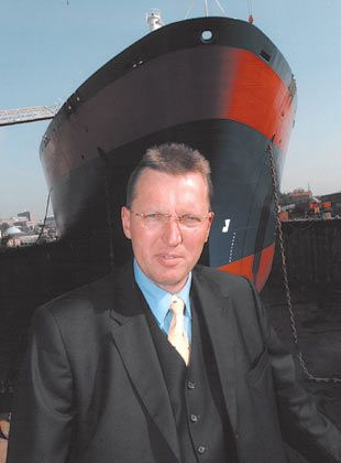 Bleibt dem Bau von Yachten und Marineschiffen treu: Borgschulte wechselt von TKMS zur Lürssen-Gruppe