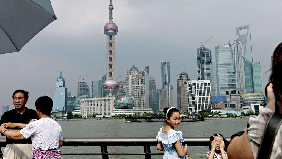 Shanghai: Aufstrebende Städte, wachsender Handel