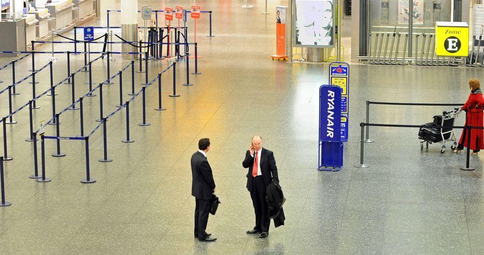 Auf Achse: Viele Geschäftsreisende machen sich Sorgen um ihre Sicherheit