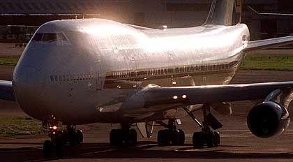Baureihe am Ende des Lebenszyklus: Boeing 747