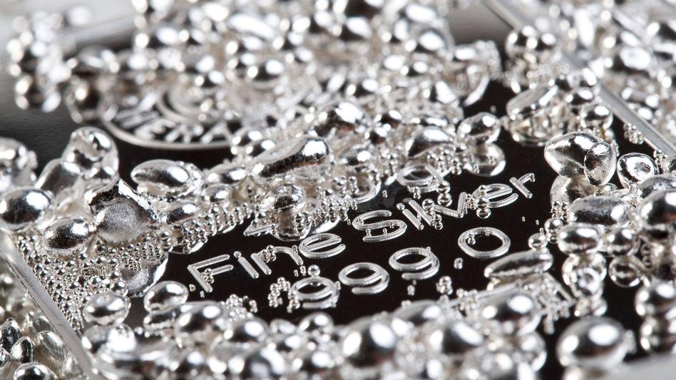 Silber: Rekordhoch übersprungen