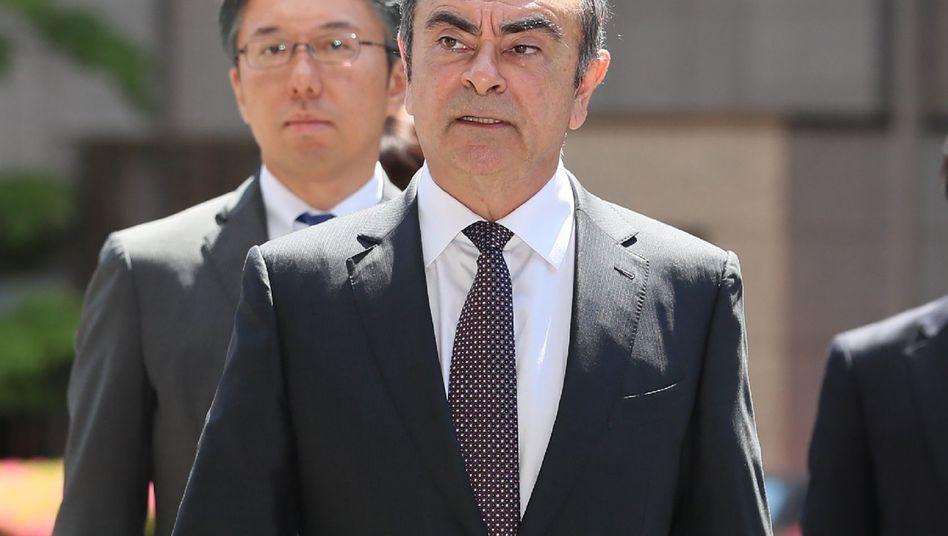 Carlos Ghosn: Fürstliche Hochzeiten