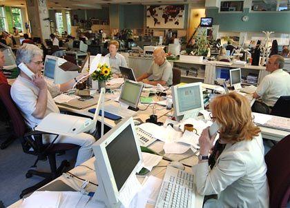 Wochenarbeitszeit: In Deutschland vergleichsweise hoch