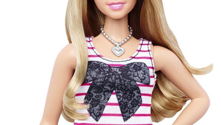 Neue Puppen-Modelle: Barbie gibt's jetzt auch mit Bäuchlein