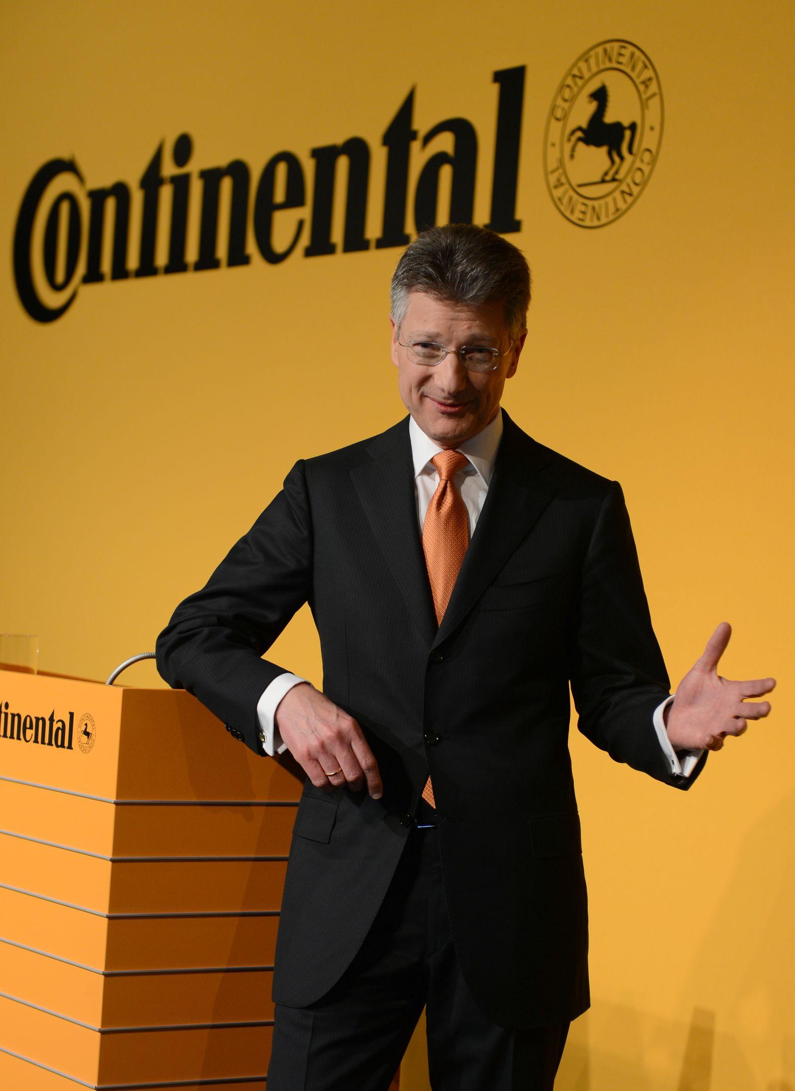 Continental / Dax / Elmar Degenhart