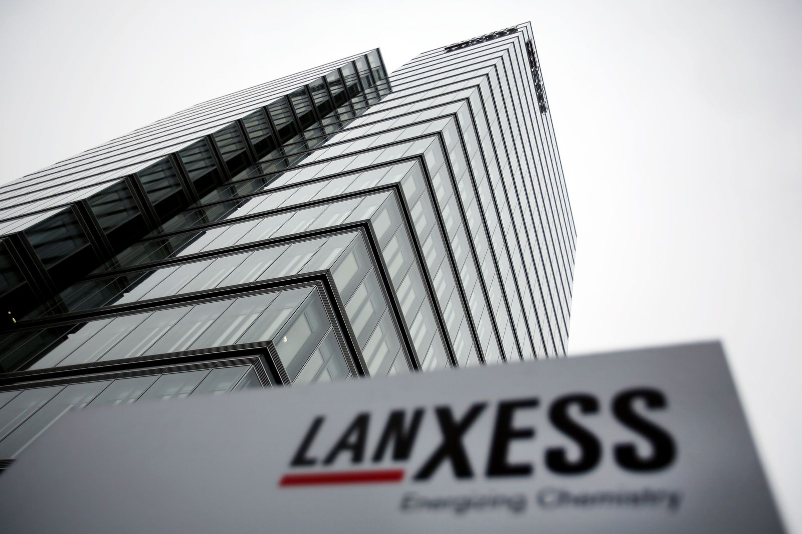 Lanxess; HQ Köln