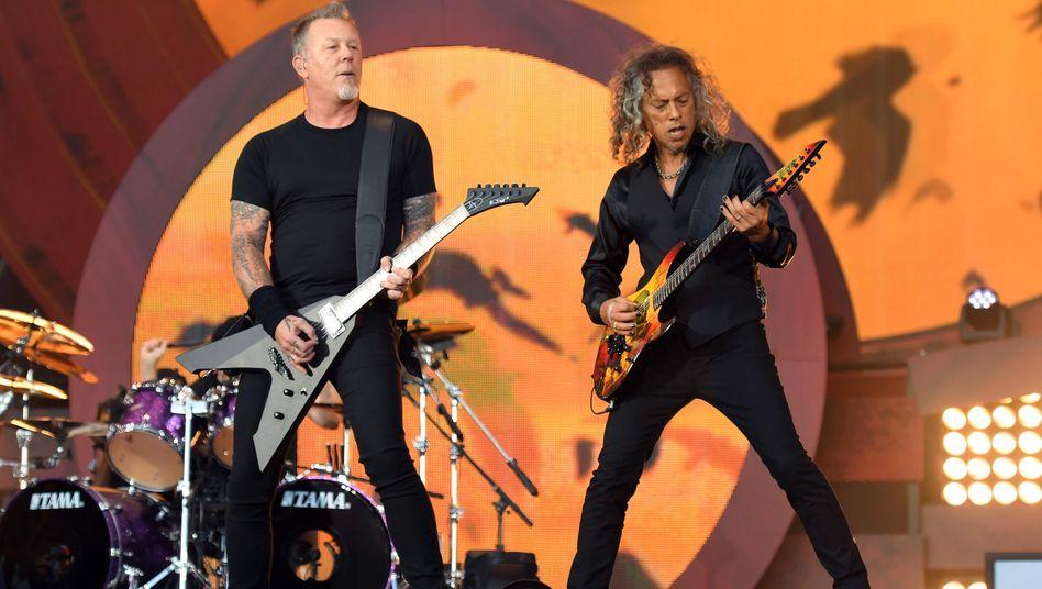 Metallica: Enter Blackened Whisky