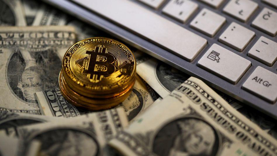 Begehrtes Asset: Der Bitcoin-Preis steigt und steigt - ebenso wie der des neuen Bitcoin-Futures