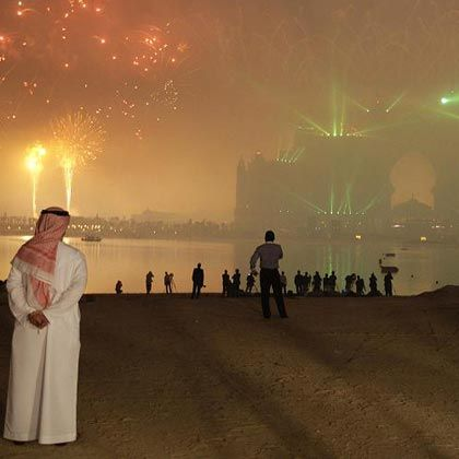 Party, außer Reichweite: Der Boom in Dubai ist erstmal vorbei