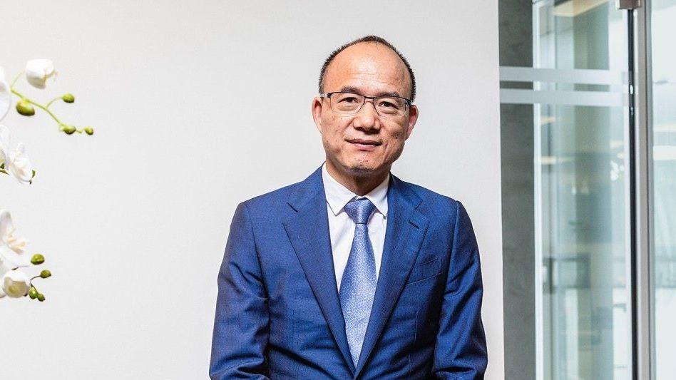 Anzüglich: Fosun-Chef Guo Guangchang freut sich über deutsche Hilfe