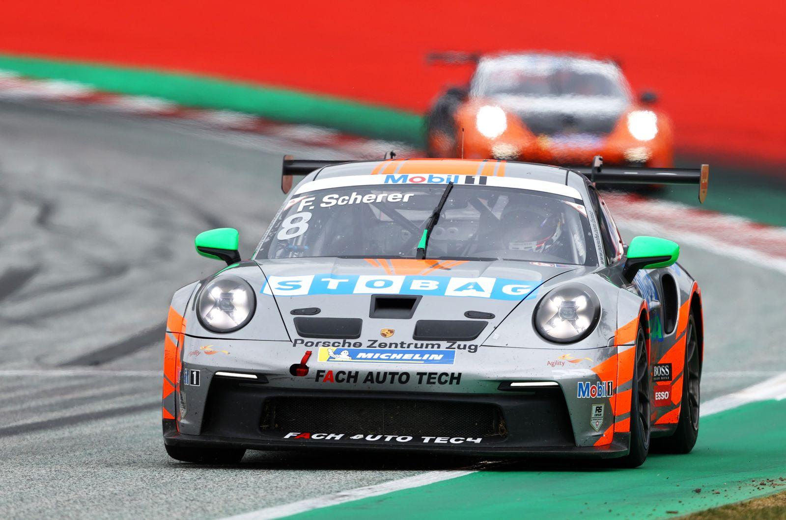 Porsche Mobil 1 Supercup - Round 3:Spielberg - Race