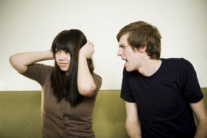 Nach der Trennung befreundet bleiben? Schwierig