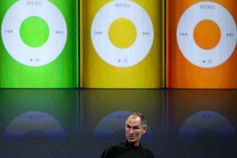 Kurs gedrückt: Apple-Chef Steve Jobs muss sich auf sinkende Verkäufe einstellen