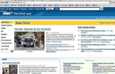MSN will von den Sucheinträgen profitieren: Eigenvermarktung geplant