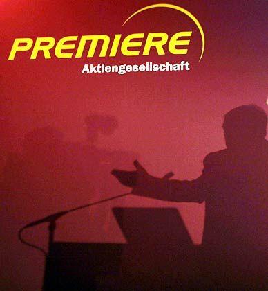 Noch mehr Einfluss:Premiere-Chef Georg Kofler, hier sein Schatten, übernimmtweiteres Ressort