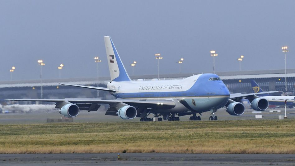 Air Force One (Archiv)