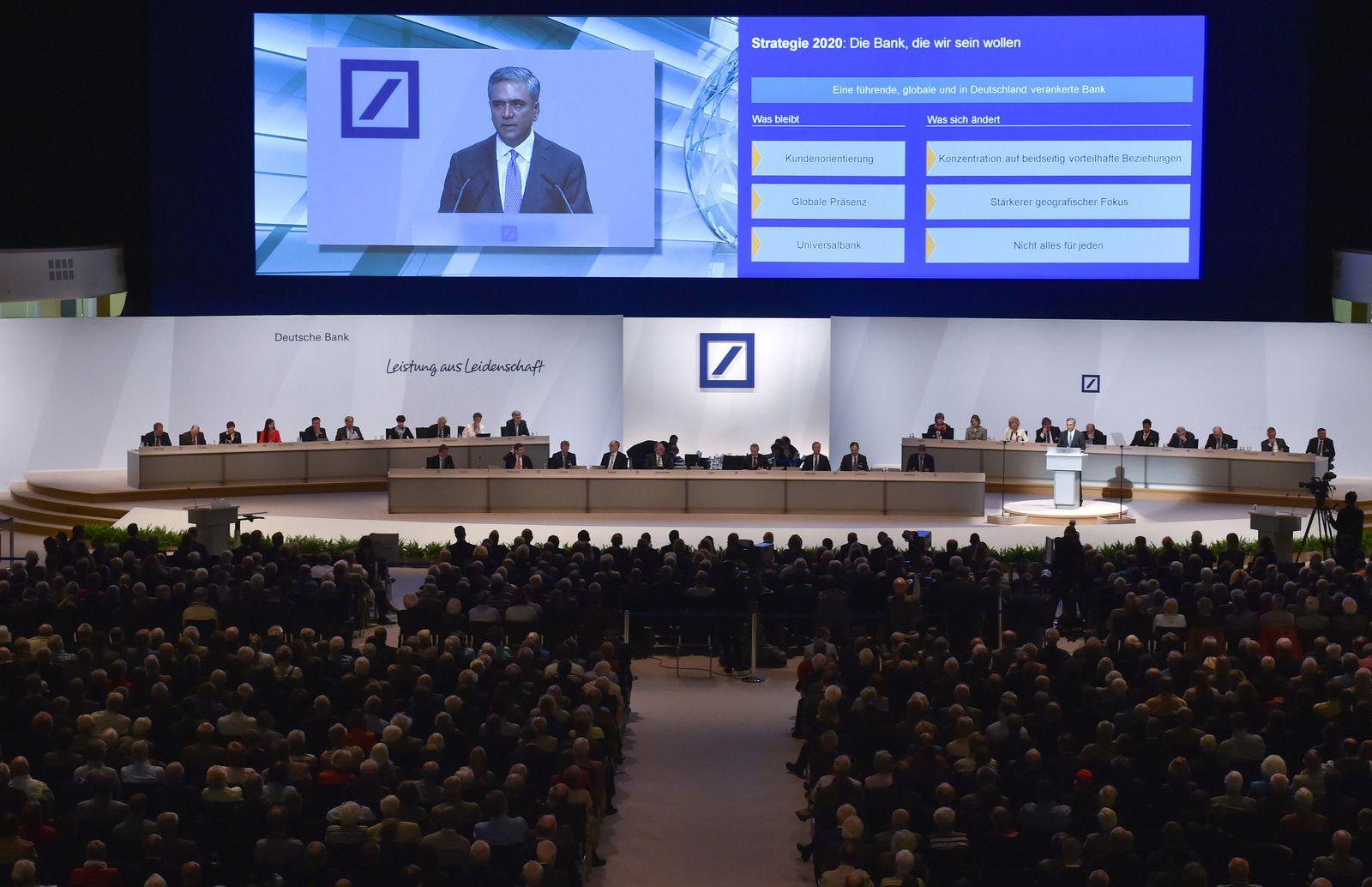 Deutsche Bank HV